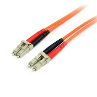 StarTech.com 1M FIBER PATCH CABLE LC - LC
