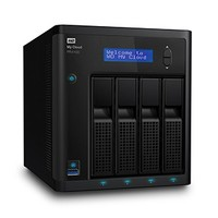 Western Digital MYCLOUD PR4100 0TB 3.5IN