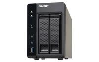 QNAP TS-253A-8G 2BAY 4TB WD RED