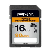 PNY Technologies PNY SDHC TURBO PERF 16GB