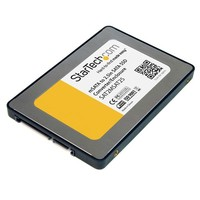 StarTech.com 2.5 SATA TO MSATA SSD ADAPTER