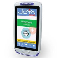 Datalogic ADC Joya Touch Basic, 2D, WLAN, NFC, rot, grau, WEC 7