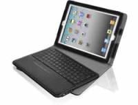 LUXA2 SlimBT Stand Case f. new iPad