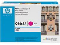 Hewlett Packard Q6463A HP Toner Cartridge 644A