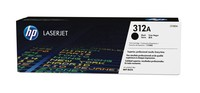 Hewlett Packard CF380A Toner 312A Schwarz