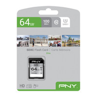 PNY Technologies MICRO SD HIGH ELITE XC 64GB