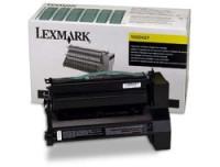 Lexmark RET. PROGR. TONER CARTR.YELLOW