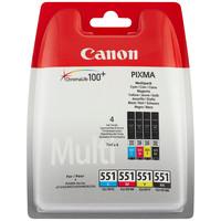 Canon CLI-521 C/M/Y/BK PHOTO VALUE B