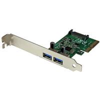 StarTech.com 2PT USB 3.1 (10GBPS) PCIE CARD