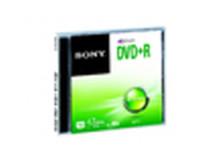 Sony DVD+R, 16X, JEWEL CASE