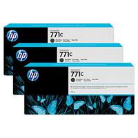 Hewlett Packard INK CARTRIDGE NO 771C 3-PACK