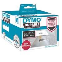 Dymo LW ADRESS LABEL WHITE