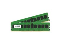 Crucial 32GB KIT (8GBX4) DDR4 2400 MT