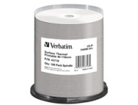 Verbatim CD-R 700MB 52X 100ER SPINDLE