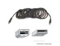 BELKIN USB Cable A to B 3m Black