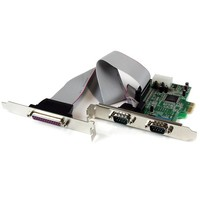 StarTech.com 2S1P PCIE COMBO ADAPTER CARD