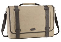 Targus CANVAS MESSENGER BAG 15.6