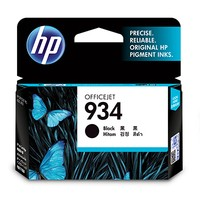 Hewlett Packard INK CARTRIDGE NO 934 BLACK