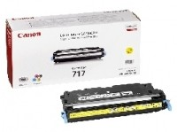 Canon TONER CARTRIDGE 717 YELLOW