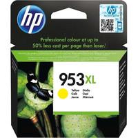 Hewlett Packard INK CARTRIDGE NO 953XL YELLOW