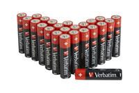 Verbatim ALK BATTERY AAA 24 PACK BOX