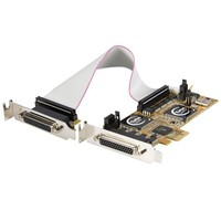 StarTech.com 8 PORT PCIE LP SERIAL CARD