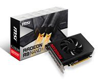 MSI RADEON R9 NANO 4G PCI-E