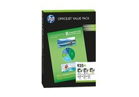 Hewlett Packard INK CARTRIDGE NO 935XL CMY