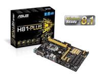 Asus H81-PLUSS1150 H81 ATX