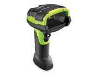 Zebra DS3678-HP, BT, 2D, HP, Multi-IF, Kit (USB), schwarz, grün
