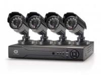 Conceptronic 4 CHANNEL CCTV SURV. KIT