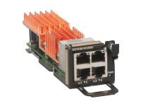Brocade - Erweiterungsmodul - Gigabit Ethernet / 10Gb Ethernet x 4 - für ICX 7450-24