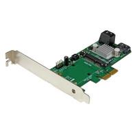 StarTech.com 3 PORT PCIE 2.0 SATA III CARD