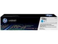 Hewlett Packard CE311A HP Toner Cartridge 126A