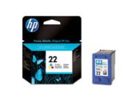 Hewlett Packard C9352AE#UUS HP Ink Cartrdg 22