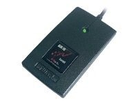 RF IDEAS pcProx Enroll 13.56MHz CSN Black USB Reader