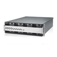 Thecus W16000 2U 1X250GB+16BAY 3XGBE