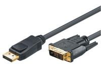 Mcab DisplayPort to DVI cable, 2m