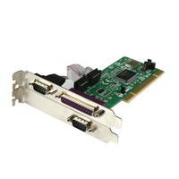 StarTech.com PCI PARALLEL SERIAL COMBO CARD
