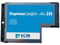 Fujitsu SCA EXPRESS SMARTCARD