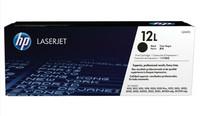 Hewlett Packard TONER CARTRIDGE 12L BLACK