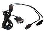 Datalogic ADC Datalogic RS232 Kabel, 25pin, gerade