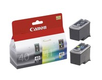 Canon PG-40 / CL-41 MULTI PACK SEC