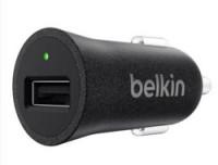 BELKIN CAR CHARGER 2400MA/ BLACK