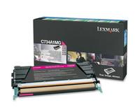 Lexmark RET.PROGR. TONER CARTR.MAGENTA
