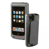 Honeywell Captuvo SL42 for Apple iPhone 5, 2D, SR, Kit (USB), schwarz