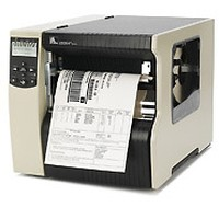 Zebra 220Xi4, 12 Punkte/mm (300dpi), ZPLII, Multi-IF, Printserver (Eth