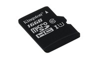 Kingston 16GB MICROSDXC CLASS 10 UHS-I