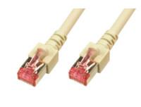 Mcab CAT6-S/FTP-PIMF-LSZH-3.00M-GRY