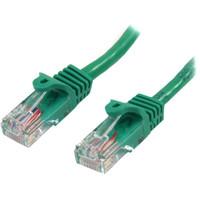 StarTech.com 5M GREEN CAT5E PATCH CABLE